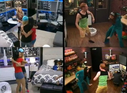 Big Brother 15 - 20130726 quad