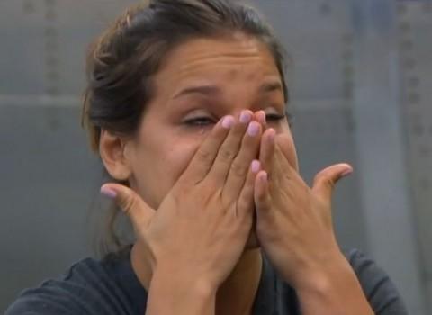 Jessie crying