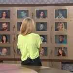Aaryn studies memory wall