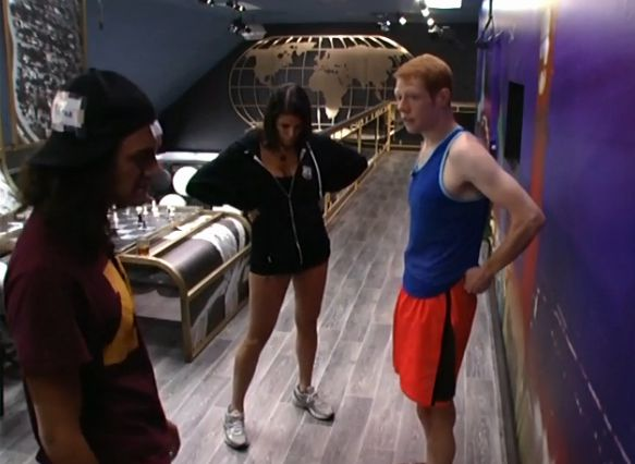 McCrae, Amanda, and Andy