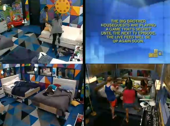 Big Brother 15 Live Feeds 20130727