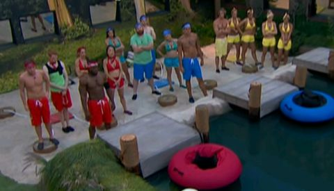 Big Brother 15 episode 2