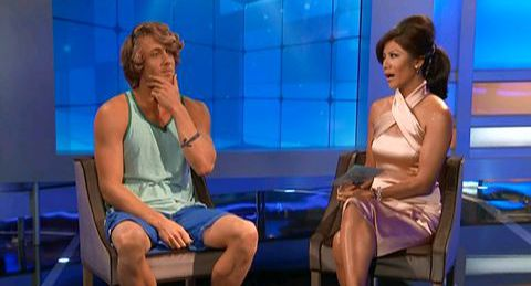 Big Brother 15 David evicted