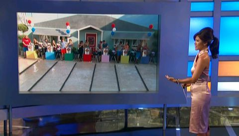 Big Brother 15 hoh comp