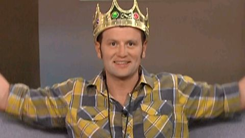 Judd as HoH
