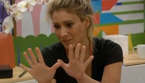 GinaMarie tries to count