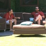 Amanda and Spencer argue