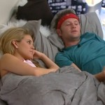 Aaryn and Judd flirt in HoH room 02
