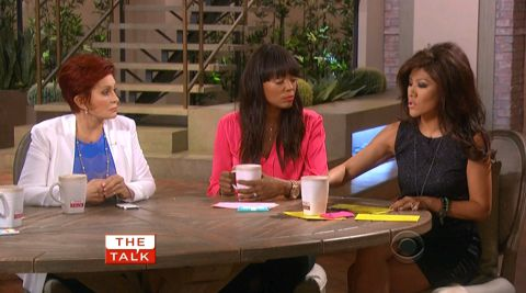 Julie Chen on The Talk