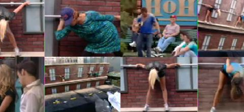 Big Brother 10 endurance competition