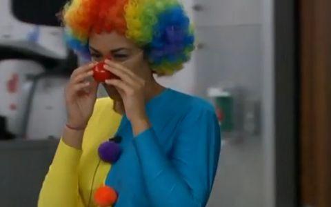 Candice Clown-tard