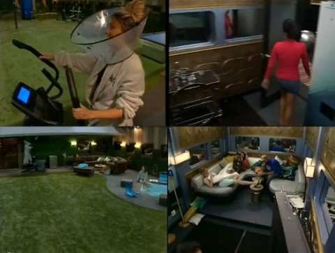 Big Brother 15 August 3, 2013