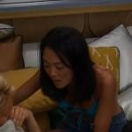 Helen comforts GinaMarie