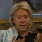 GinaMarie upset over her blog