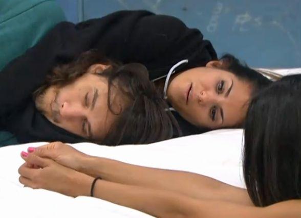 Amanda absorbing McCrae