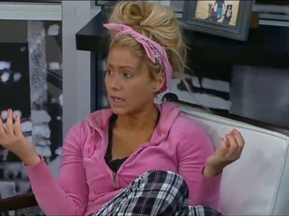 GinaMarie confused by things