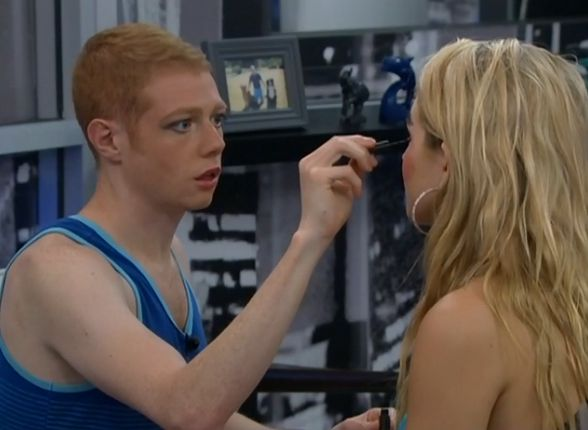 Andy opens a beauty shop 02