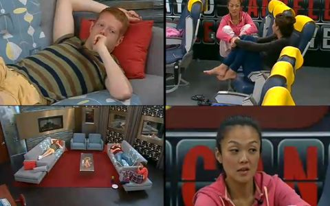 Big Brother 15 – August 16, 2013
