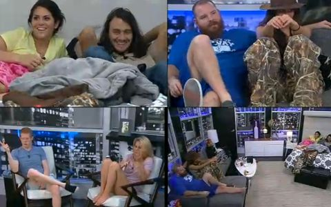 Big Brother 15 - August 17, 2013