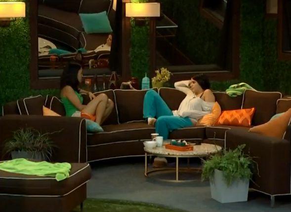 Helen confronts Amanda