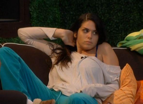 Amanda talks to Helen