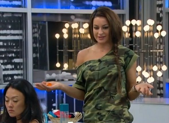 Big Brother 15 – HoH fight 02