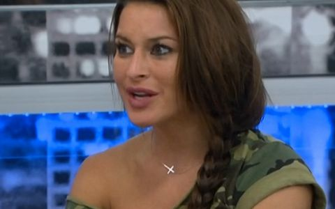 Big Brother 15 - HoH fight