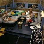 Big Brother 15 - Week 8 flip attempt