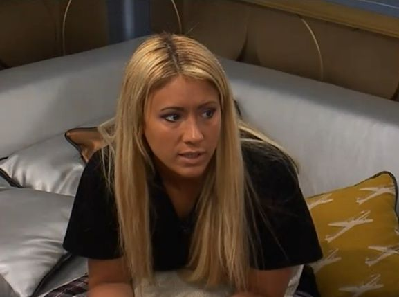 Big Brother 15 – GinaMarie discusses flip