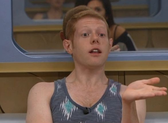 Big Brother 15 - Andy talks about the flip