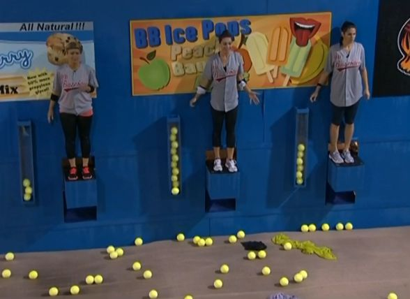 Big Brother 15 Week 9 endurance comp 06