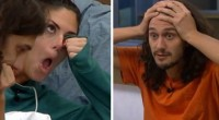 Amanda and McCrae are afraid