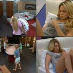 Big Brother 15 Noms ceremony - Aaryn on the block
