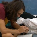 Big Brother 15 Noms ceremony - McCrae on the block