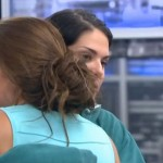 Amanda tries to convince Elissa