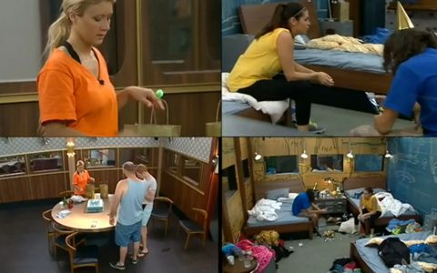 Big Brother 15 August 24, 2013