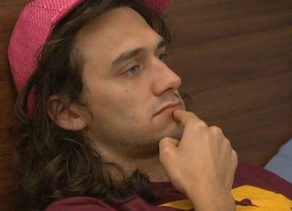 McCrae deep in thought