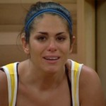 Amanda cries after losing Veto