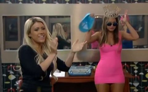 Big Brother 15 - GinaMarie-Off