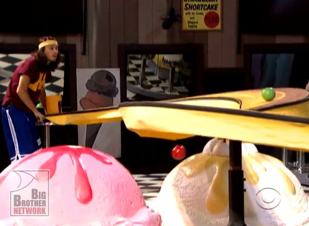 Big Brother 15 Week 7 HoH competition 03