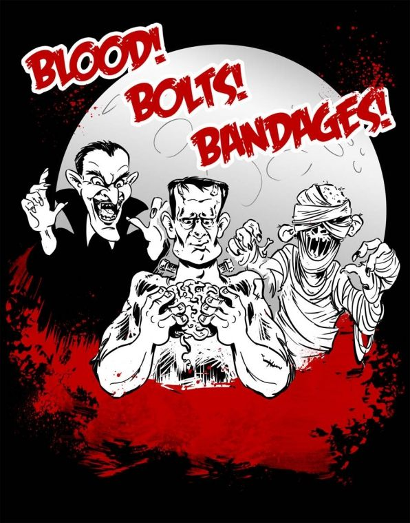 Big Brother 15 – Blood! Bolts! Bandages!