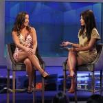Jessie talks to Julie Chen