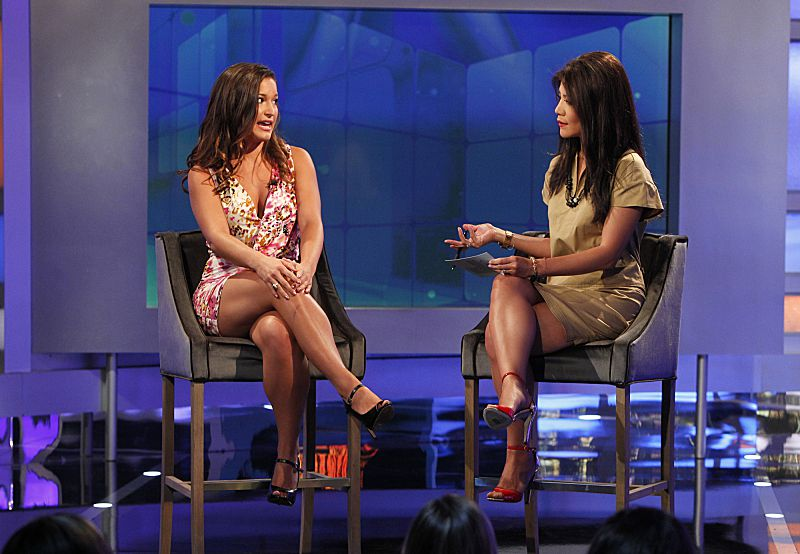 Jessie talks to Julie Chen