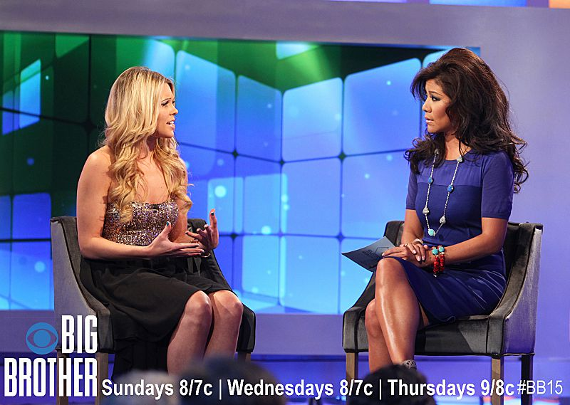Arryn Gries speaks with Julie Chen