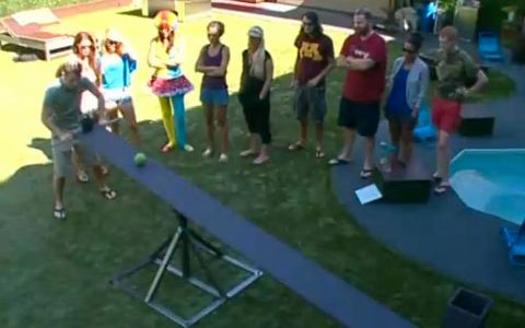 Big Brother 15 - Week 7 HoH spoilers