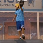 Big Brother 15 HoH comp McCrae