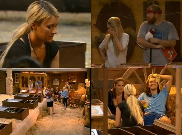 Big Brother 15 HoH comp 03