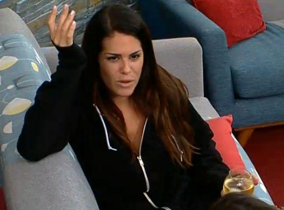 Big Brother 15 – Amanda yelling at Jessie 03