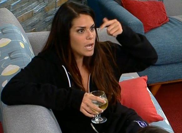 Big Brother 15 – Amanda yelling at Jessie 02