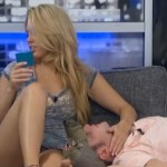 Aaryn flirts with Judd 02